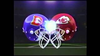 1993 NFL: Broncos at Chiefs MNF (Intro only)