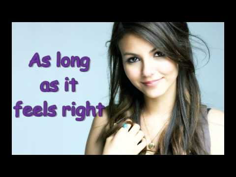 Baixar Victoria Justice - All I want is Everything Lyrics & download link