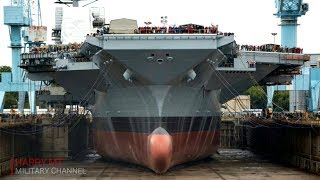 Exclusive: An Inside Look at USS Gerald R. Ford (America's Newest Aircraft Carrier)