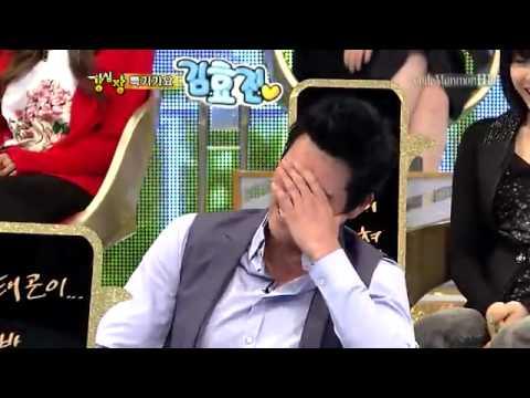 Eunhyuk, Leeteuk, Shindong  - dancing  bad boy
