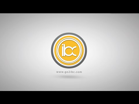 Welcome to IBC on YouTube