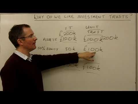 Why do we like investment trusts? - MoneyWeek Investment Tutorials