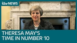 Theresa May's highs and lows as Prime Minister | ITV News