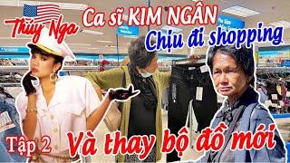 Ca sĩ Kim Ngân chịu đi shopping và thay bộ đồ mới - No. 135