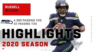 Russell Wilson Full Season Highlights | NFL 2020