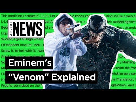 """Eminem's """"Venom"""" Explained   Song Stories"""