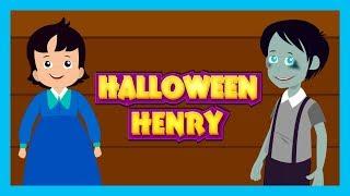 HALLOWEEN HENRY - KIDS HUT HALLOWEEN STORIES || HENRY AND THE HAUNTED HOUSE || HALLOWEEN STORIES