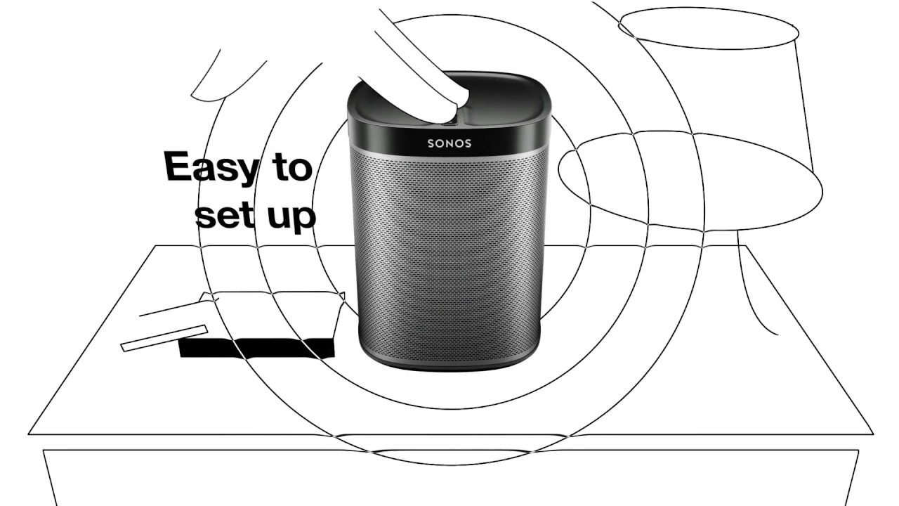 play 1 u2014 mini but mighty home speaker sonos