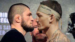 UFC 242: Khabib Nurmagomedov versus Max Holloway Full Fight Video Breakdown by Paulie G