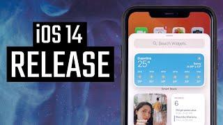 iOS 14 RELEASE DATE...