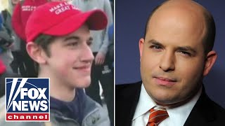 Will CNN's Stelter face consequences for Covington Catholic retweet? Lawyer reacts