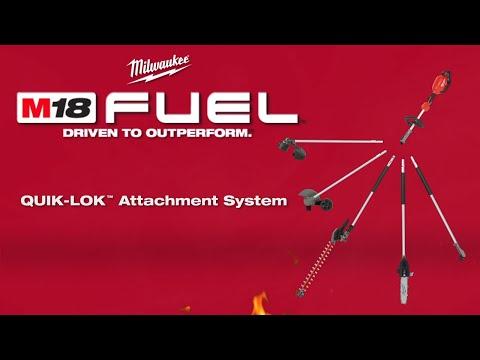Milwaukee M18FOPH-0 18v Cordless Power Engine Head Unit Quik-Lok