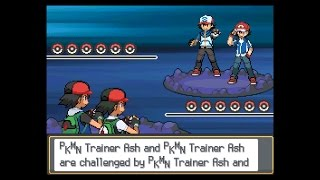 Pokemon Multiverse - Ash & Ash Vs Ash & Ash (Hoenn, Sinnoh, Unova & Kalos teams)