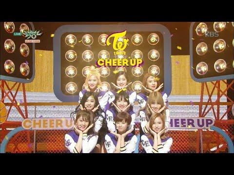 뮤직뱅크 - 트와이스, 눈을 뗄 수 없는 컴백무대! 'Cheer Up'.20160429
