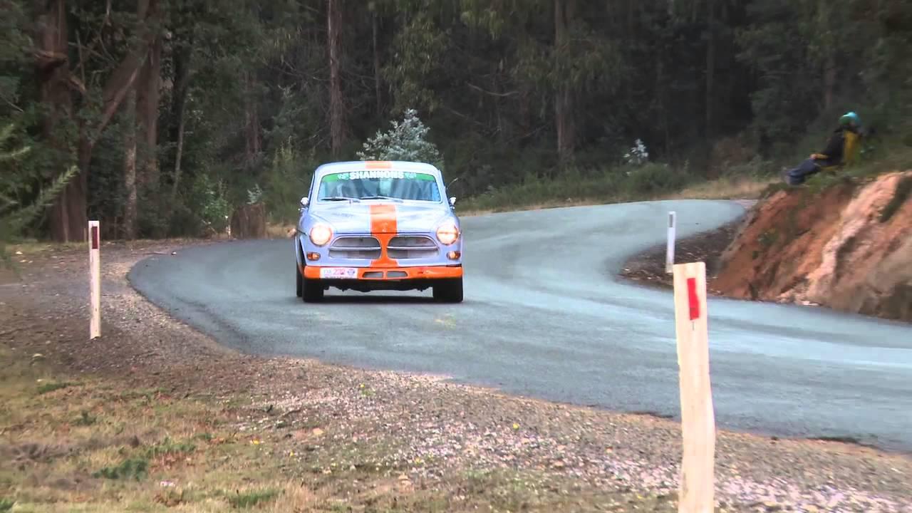 Targa Tasmania 2013: Volvo 122S - Pure sound