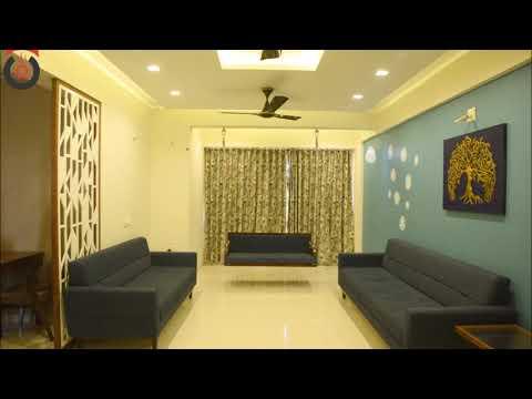 Home Interiors | 3 BHK Budget Home Interior | Ahmedabad