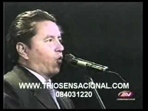 TRIO SENSACIONAL MOSAICO SANJUANITOS ECUAVISA INTERNACIONAL