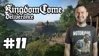 Sips Plays Kingdom Come: Deliverance (14/2/18) - #11 - The Worst Bowman