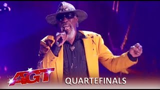 Robert Finley: Blind Singer Sings His EXPERIENCE On AGT! | America's Got Talent 2019