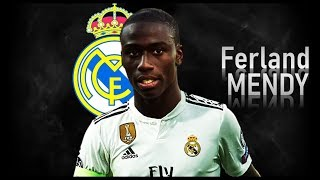 FERLAND MENDY - Welcome to Madrid! Goals & Skills | 2019
