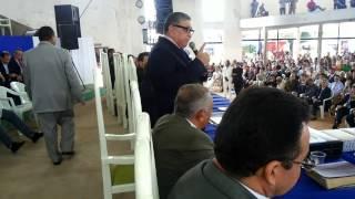 Palavra Pr. Paulo Martinsi dia da posse