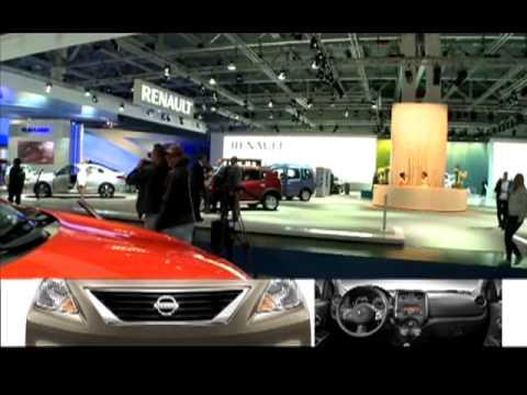 Novedades Salón Internacional del Automóvil de Moscú 2012