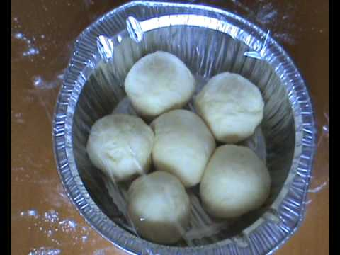 SamoaFood.com How to make panipopo - Samoan sweet coconut buns