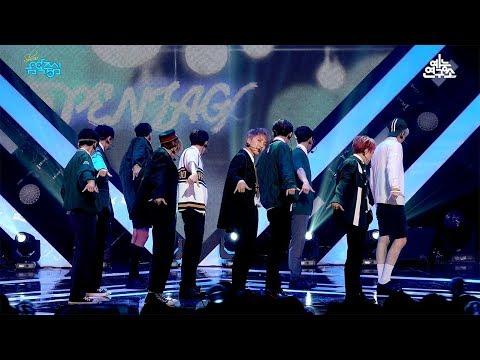 [예능연구소 직캠] 펜타곤 빛나리 @쇼!음악중심_20180407 Shine PENTAGON in 4K