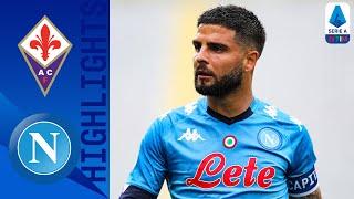 Fiorentina 0-2 Napoli | Uno straordinario Insigne trascina il Napoli | Serie A TIM