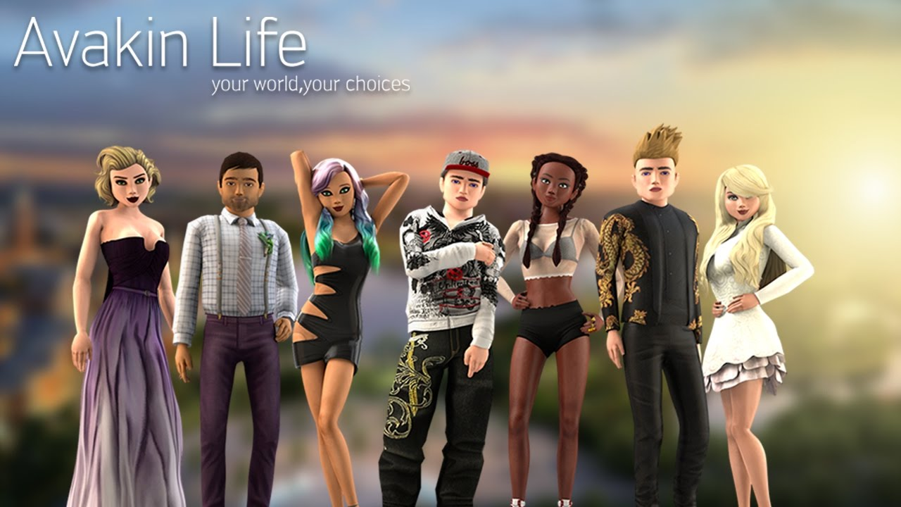 Play Avakin Life on PC 1