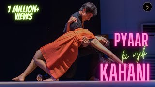 Pyaar ki ye kahani, Duet Dance at BITS Pilani, Pilani Campus