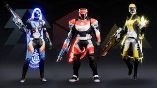 Destiny 2 Guardian Games 2021 Sets Showcase