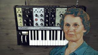 Moog Grandmother Melodic Demo