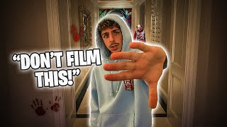 What FaZe Rug Didn't Show You in His Haunted Video...