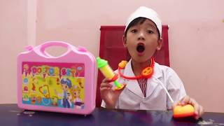 Five little Monkeys🦍 Jumping on the bed Nursery rhymes song for children😍😍