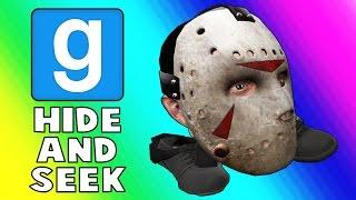 Gmod Hide and Seek - BIG Head Edition! (Garry's Mod Funny Moments)