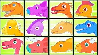 Dinosaur Park: Archaeologist - Jurassic Dig (12 Dino Skeletons) | Eftsei Gaming