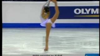 Mao Asada - 2008 Worlds SP (ESPN)