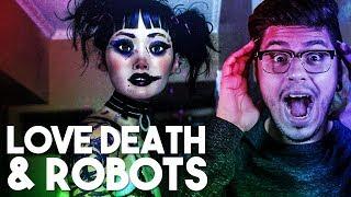 LOVE DEATH AND ROBOTS (Série Netflix 2019) Crítica da Primeira Temporada Café Nerd