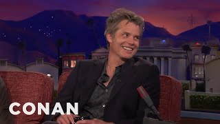 Timothy Olyphant: Jim Carrey's Documentary Is Pretentious & Narcissistic  - CONAN On TBS