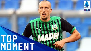 Goal of the Season so far from Chiriches?   Sassuolo 3-3 Torino   Top Moment   Serie A TIM