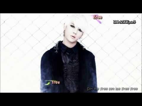 Junsu - Set Me Free [eng sub + kara roman + hangul]