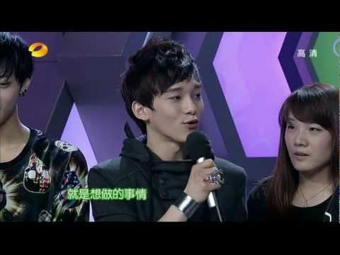 【HD】EXO-M KRIS和CHEN同時愛上一個人怎麼辦?