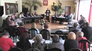 VII Sesja Rady Gminy Dragacz kadencji 2014-2018 w dniu 23.09.2015