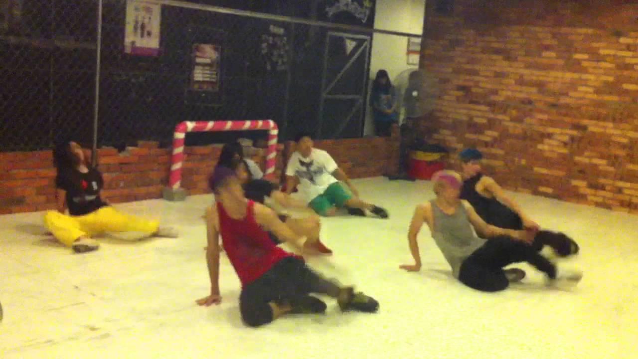 Problem Becky g ft. will.i.am (dance choreo PART 1) - YouTube