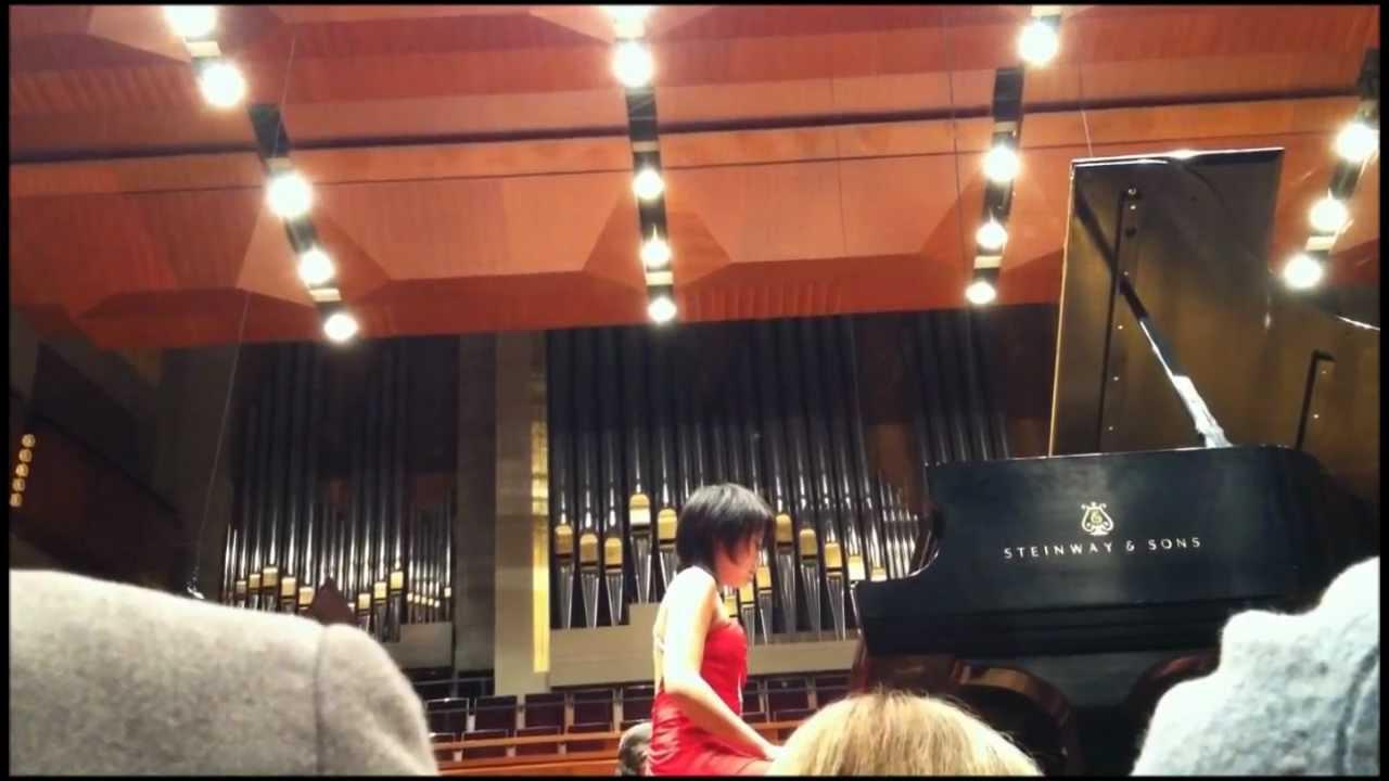 Youtube Yuja Wang Playing Piano  Mozart k545 by Yuja Wang - YouTube