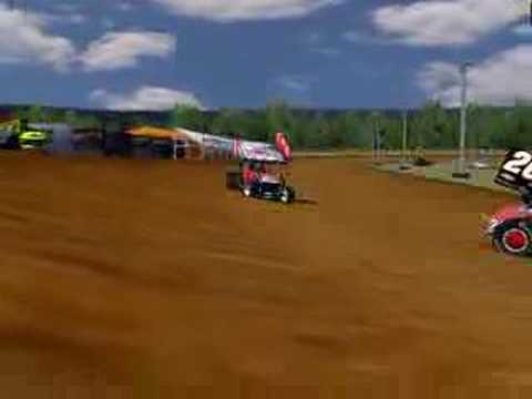 SBS WOO 2007 Sprints at Oshweken