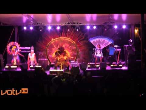 Bermuda Salute Carnival Dancers