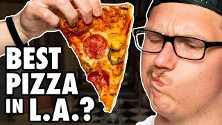 What's the Best Pizza in LA? Taste Test