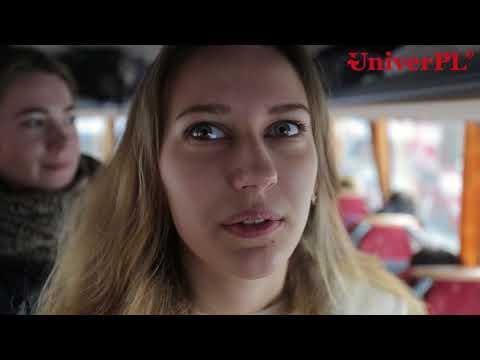 VLOG Поїздка до університетів Польщі #turuniverpl – Серія 2 - UniverPL